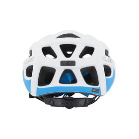 Cube Pro Helmet white'n'blue